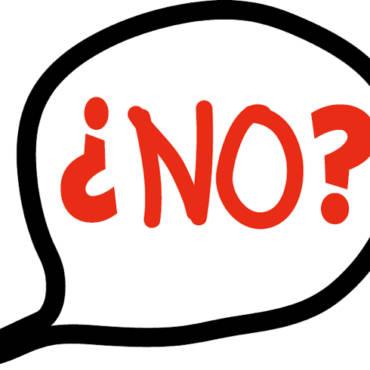 El uso del «NO» en la educación canina