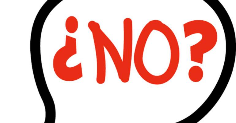 """El uso del """"NO"""" en la educación canina"""